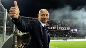 Eugenio Corini Palermo Serie A