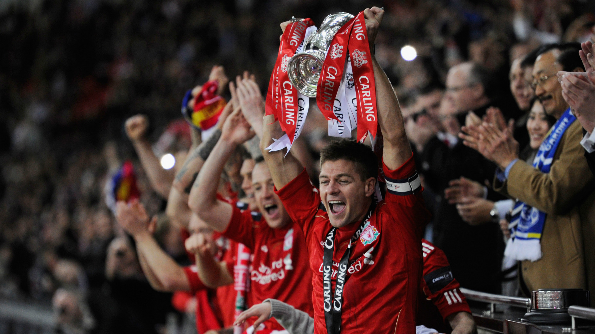 Liverpool League Cup 2012