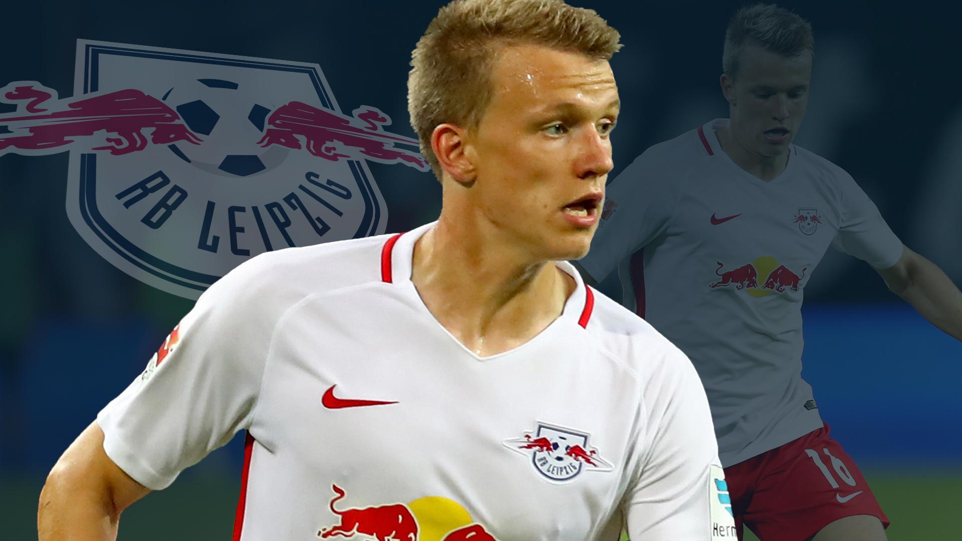 Lukas Klostermann GFX RB Leipzig