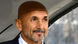 Luciano Spalletti Lazio Inter