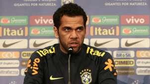 Daniel Alves I Brasil Alemanha I 26 03 18