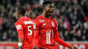 Nicolas Pepe Lille Toulouse Ligue 1 02122017