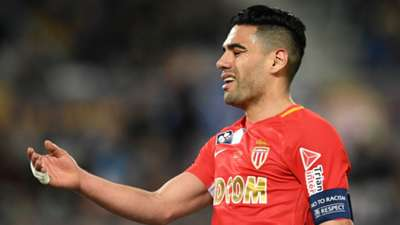 Radamel Falcao Monaco Ligue 1 03312018