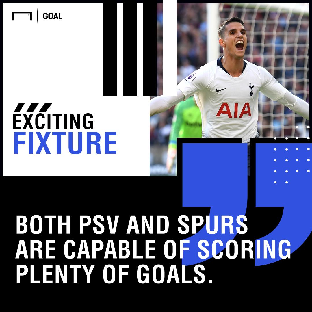PSV Spurs graphic