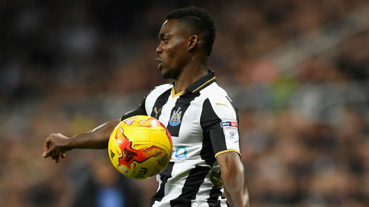 Christian Atsu - Newcastle United