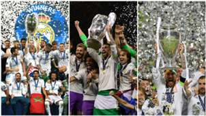 GFX Info Real Madrid 1000 days as European champion