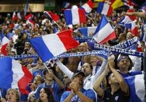 France Fans Euro 2016