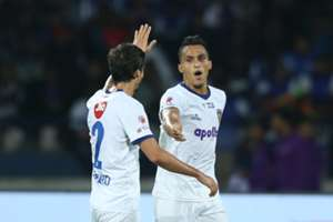 Mailson Alves Bengaluru FC Chennaiyin FC 2017-18 Indian Super League Final