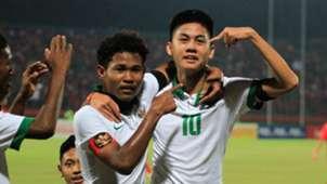 Amirudin Bagus Kahfi & Rendy Juliansyah - Indonesia U-16