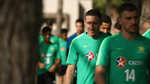 Mark Milligan Socceroos 2018