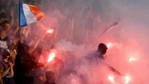 Montpellier Nimes Riot Ligue 1