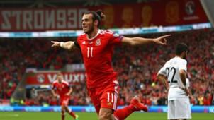 Gareth Bale Wales Georgia 09102016