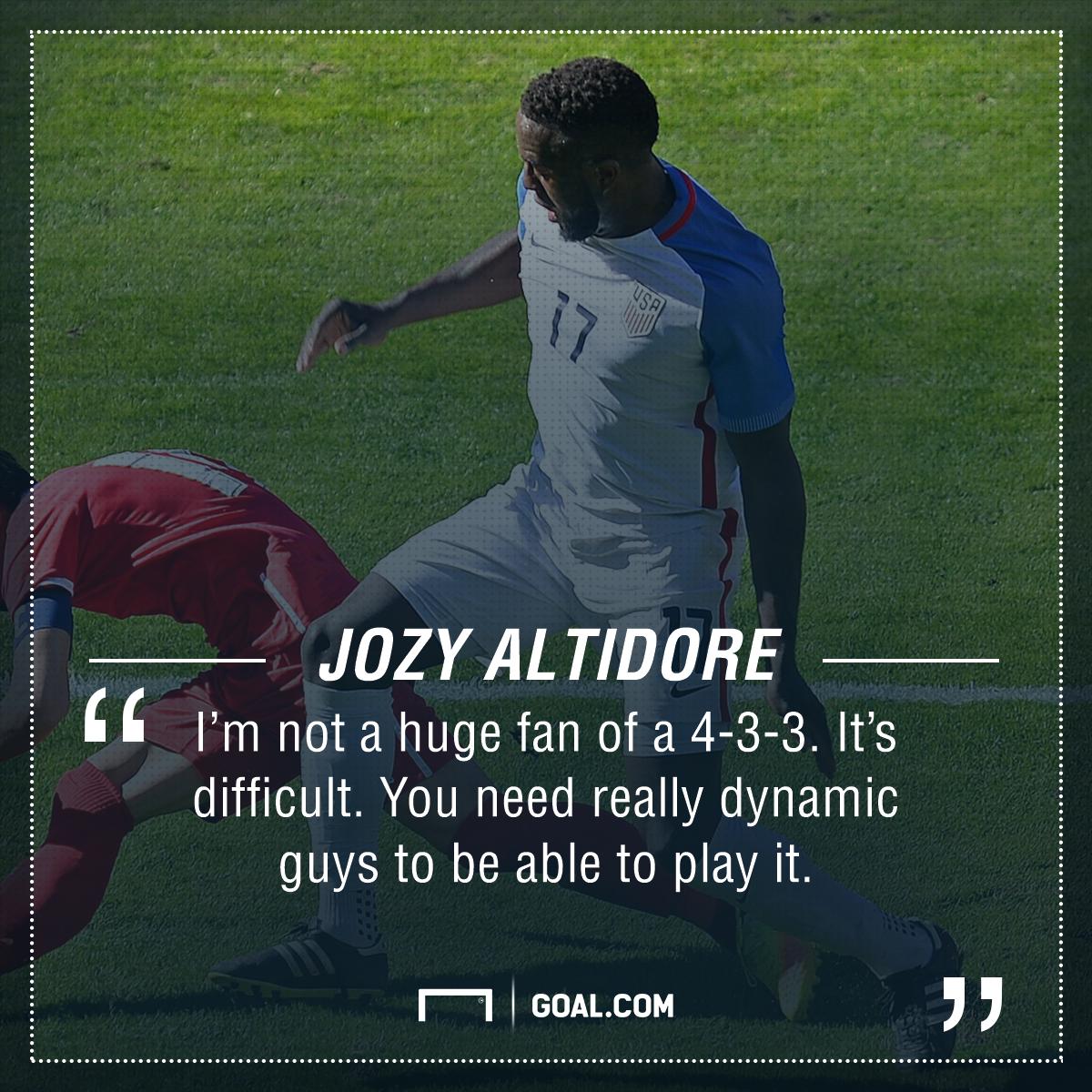 Jozy Altidore GFX