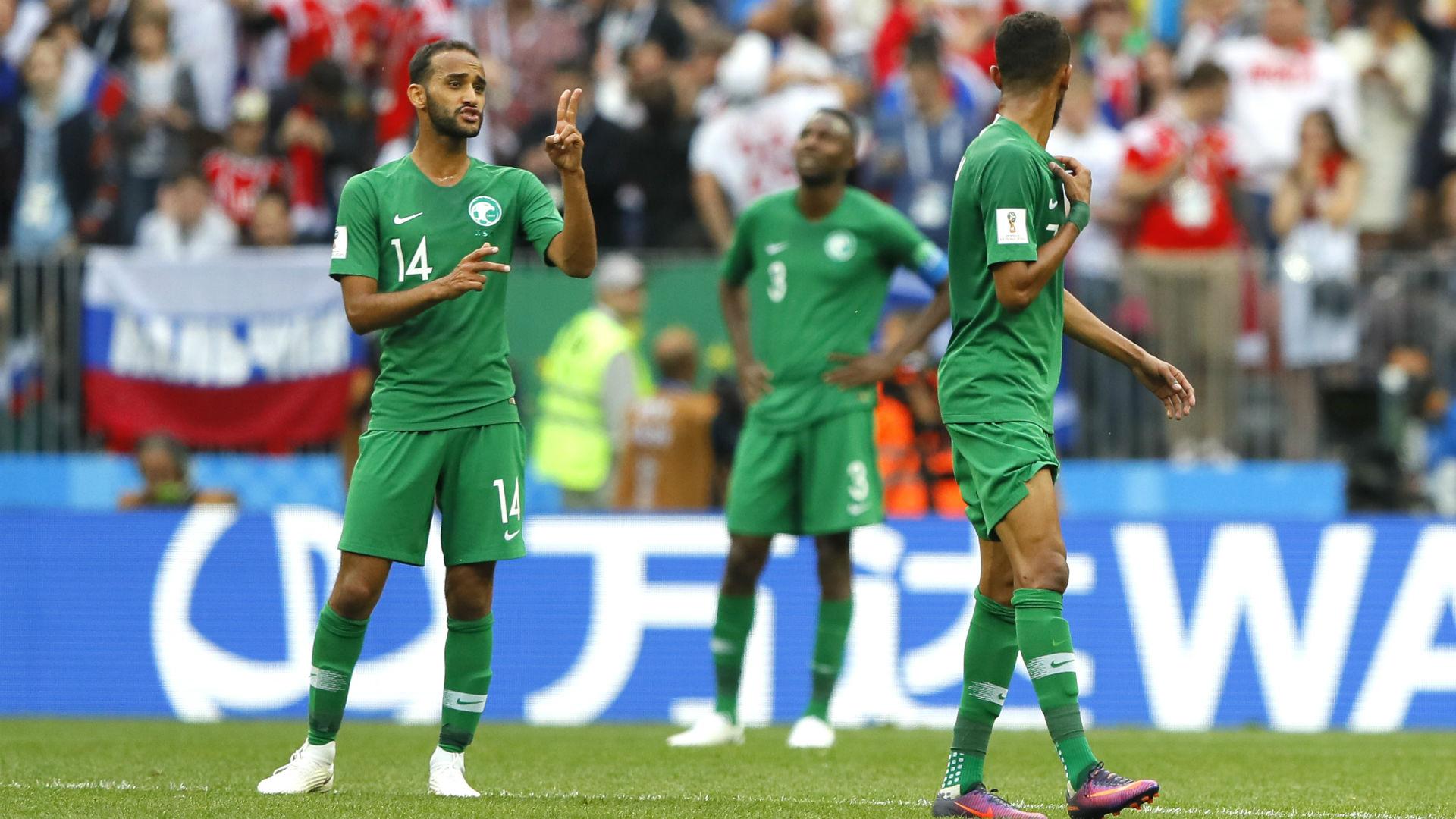 Rusia Arabia Saudita Mundial 14062018