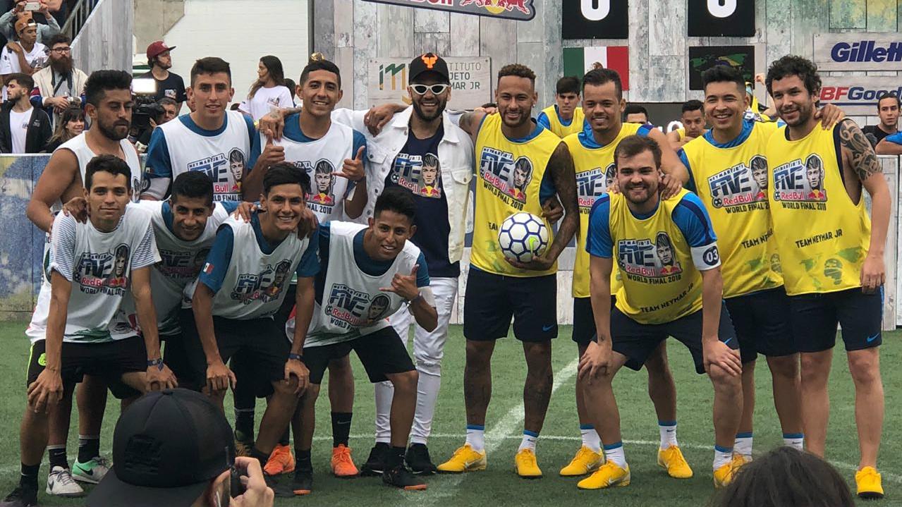 Neymar Jr's Five - 21/07/2018