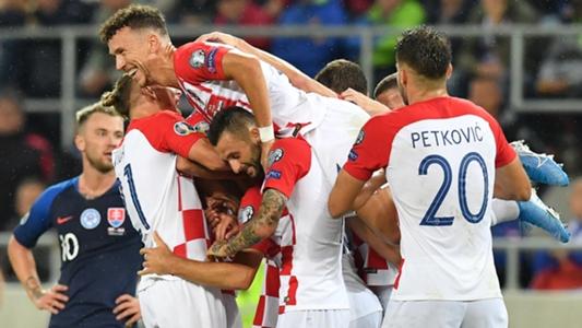 VIDEO-Highlights, EM-Quali: Slowakei - Kroatien 0:4