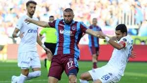 Burak Yilmaz Trabzonspor Kasimpasa STSL 09292018