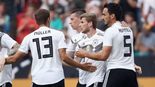Timo Werner Germany Saudi Arabia