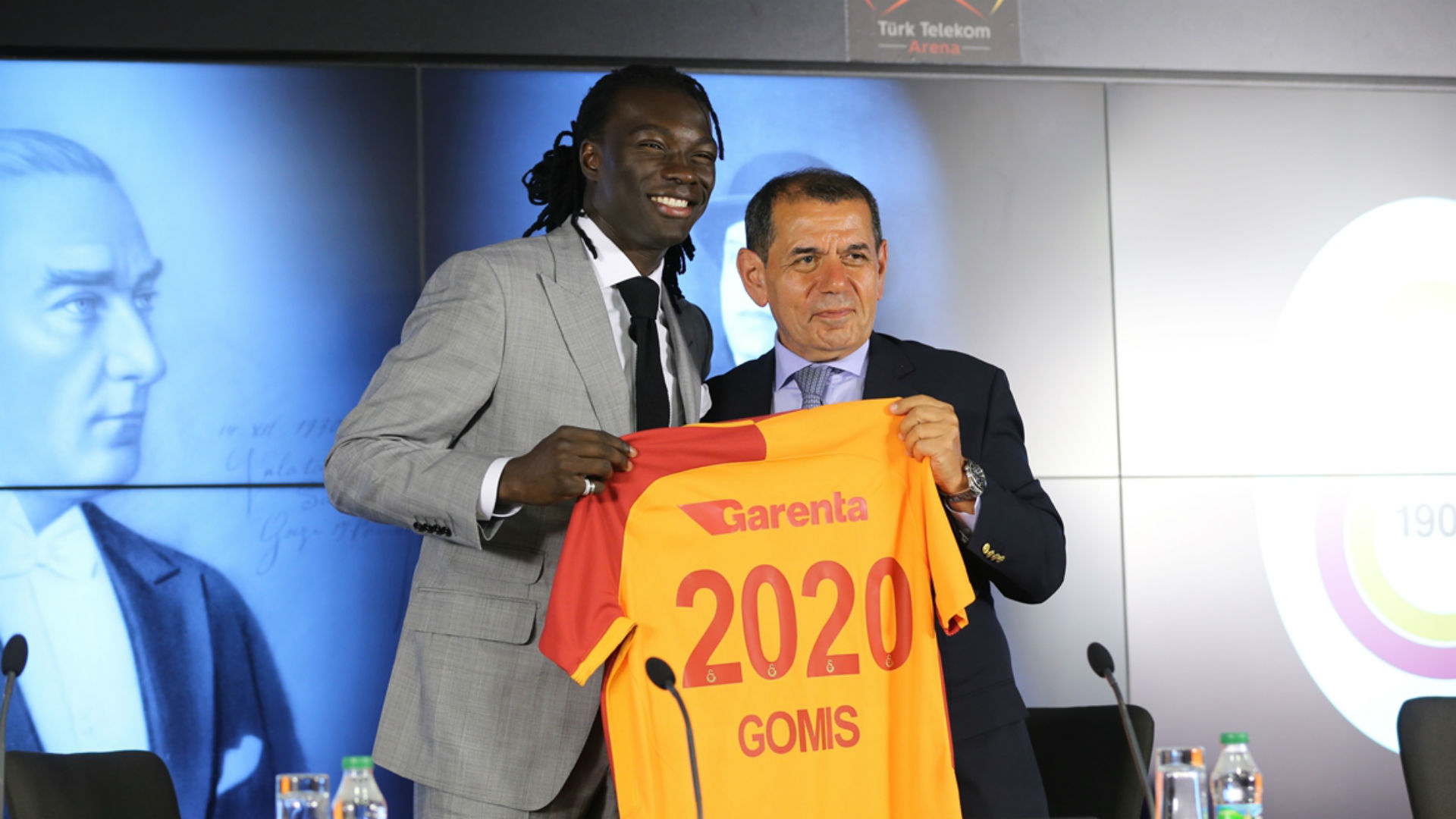 Bafetimbi Gomis Galatasaray 06292017