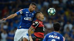 Guerrero I Cruzeiro Flamengo I 27 09 17