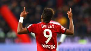 Leon Bailey Leverkusen Leipzig Bundesliga 11182017