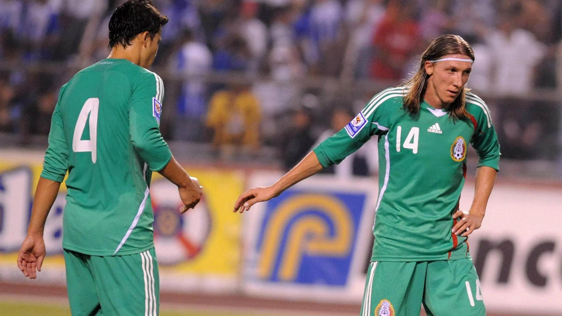 Leandro Augusto Selección mexicana 111018