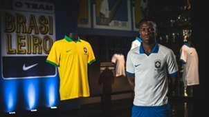 brasile maglia copa america