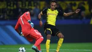 Keylor Navas Aubameyang Borussia Dortmund Real Madrid Champions League