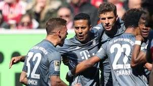 Bayern München 14042019