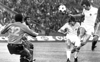 Yugoslavia 9-0 Zaire 1974