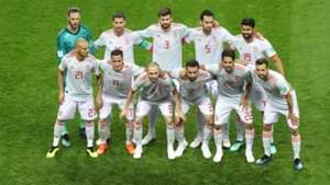 Iran Spain World Cup 2018