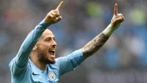 David Silva Man City 2018-19