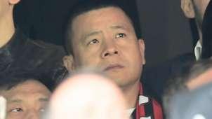 Yonghong Li Milan Serie A