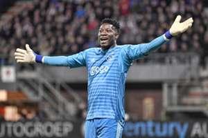 Andre Onana Ajax Emmen 3/4/19