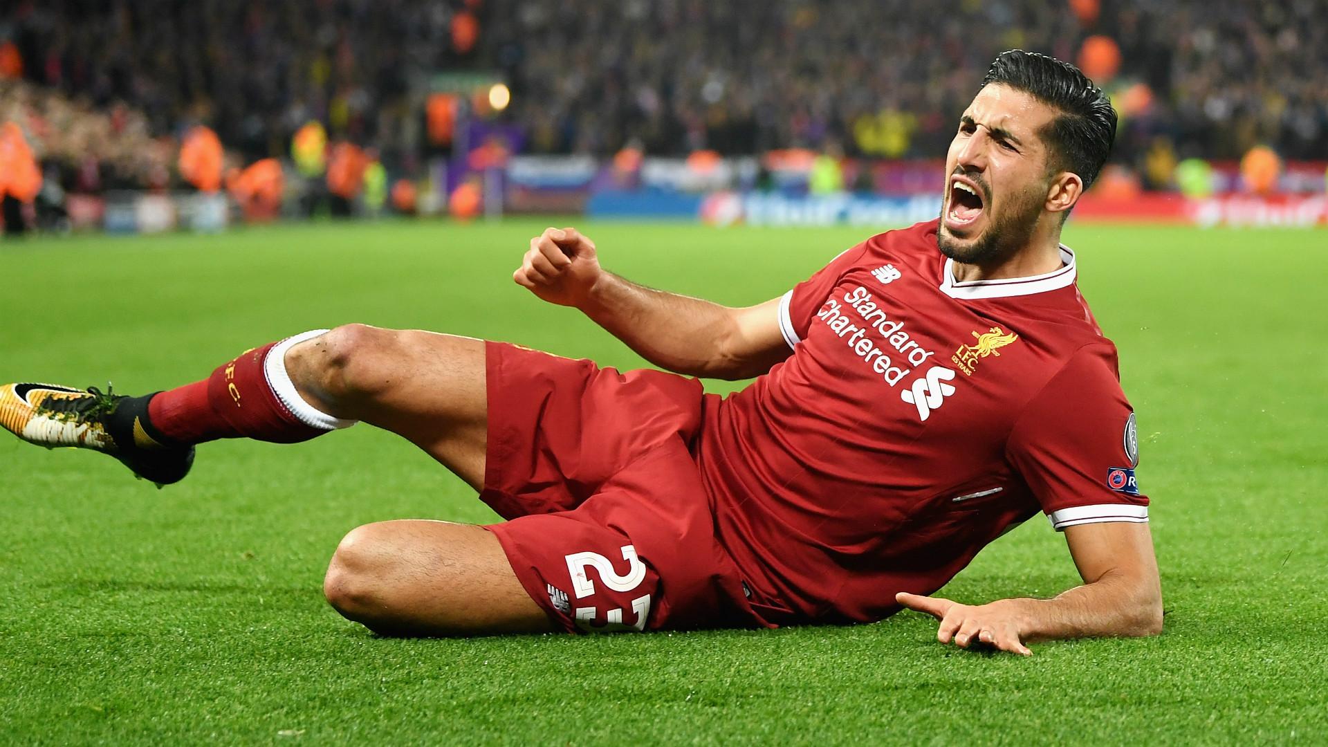 Emre Can Liverpool