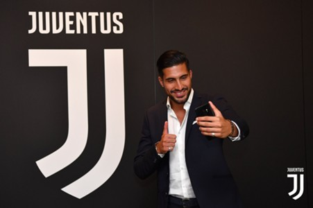 Emre Can Juventus | 21062018