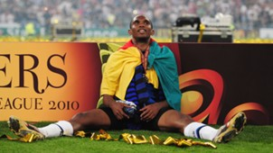 Samuel Etoo Inter Mailand Champions League