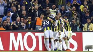 Fenerbahce goal celebration Anderlecht 11082018