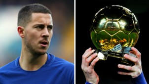 Eden Hazard Ballon d'Or