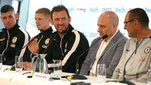 Tony Popovic Perth Glory