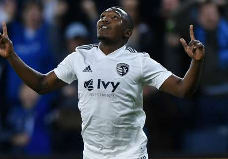 Russell and Medranda lead SKC to rout
