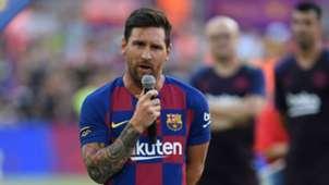 Lionel Messi FC Barcelona 04082019