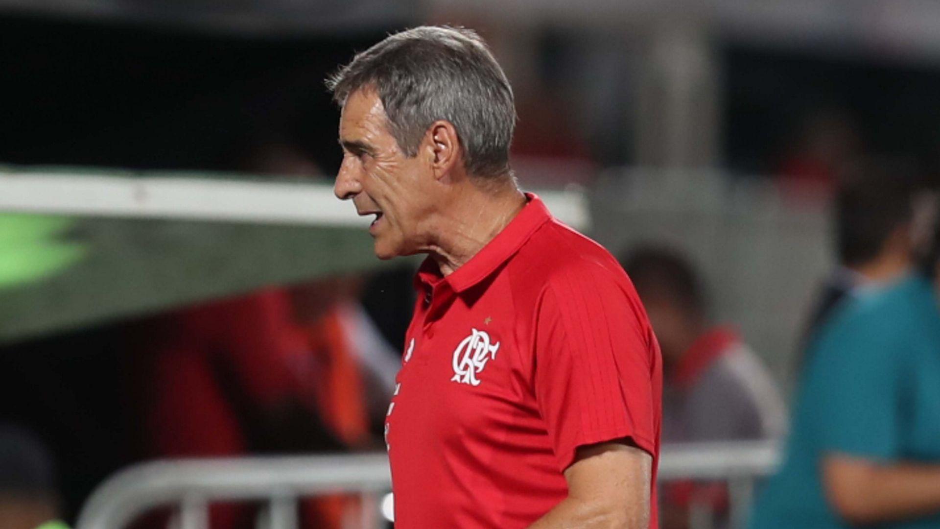 Carpegiani Flamengo Bangu Carioca Taca Guanabara 24012018