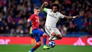 Marcelo Arnor Sigurdsson Real Madrid CSKA UCL 12122018