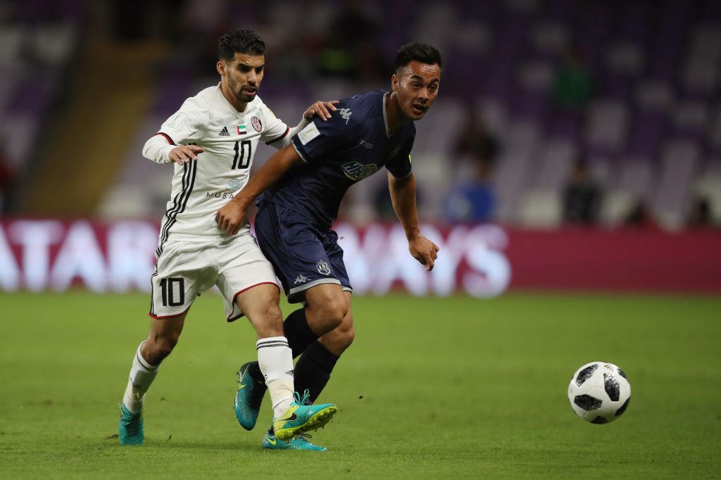 Al Jazira 1-0 Auckland City