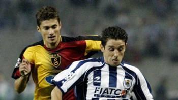 Gabriel Tamas Nihat Kahveci Galatasaray Real Sociedad 2003