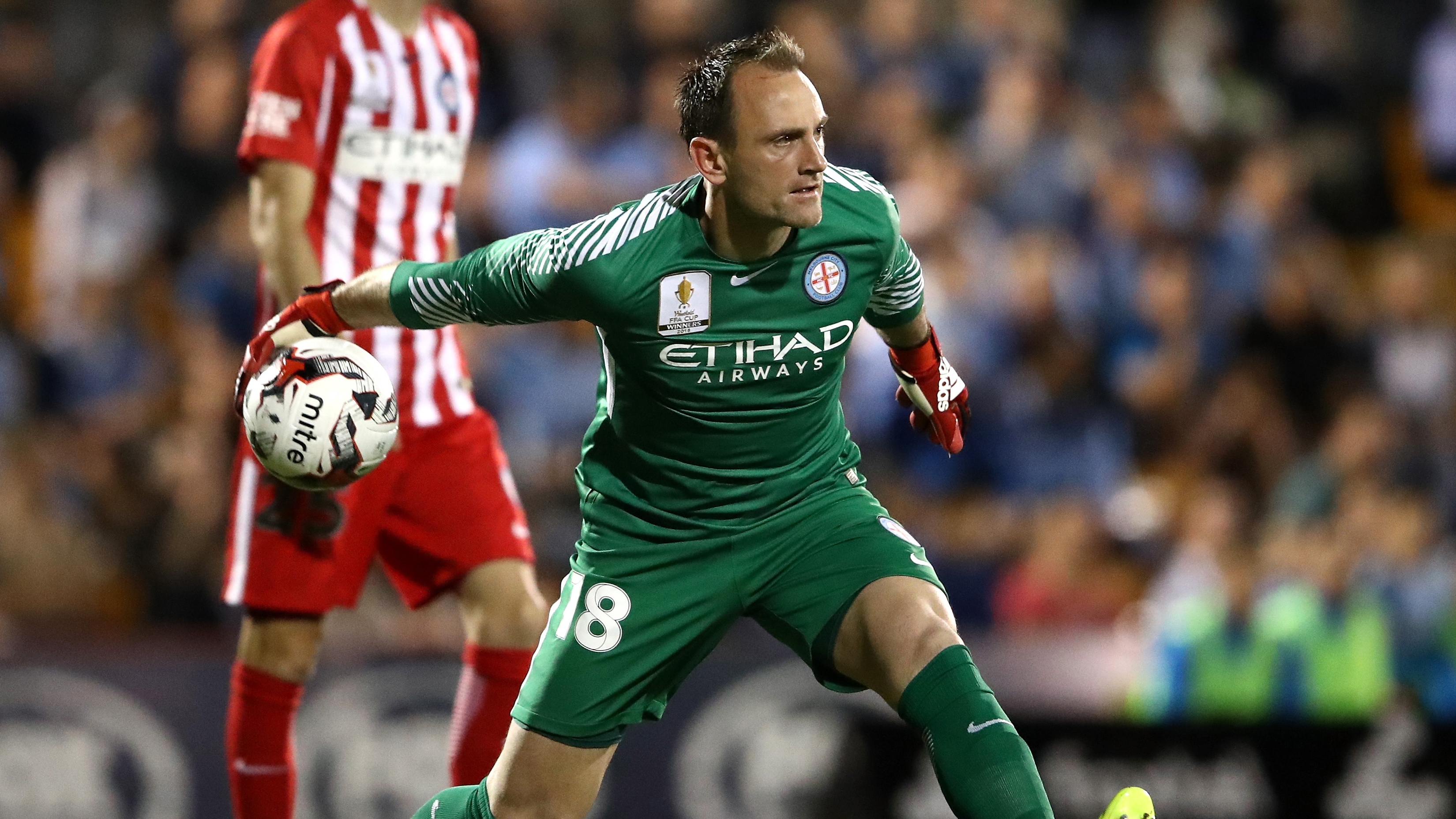 Eugene Galekovic Melbourne City