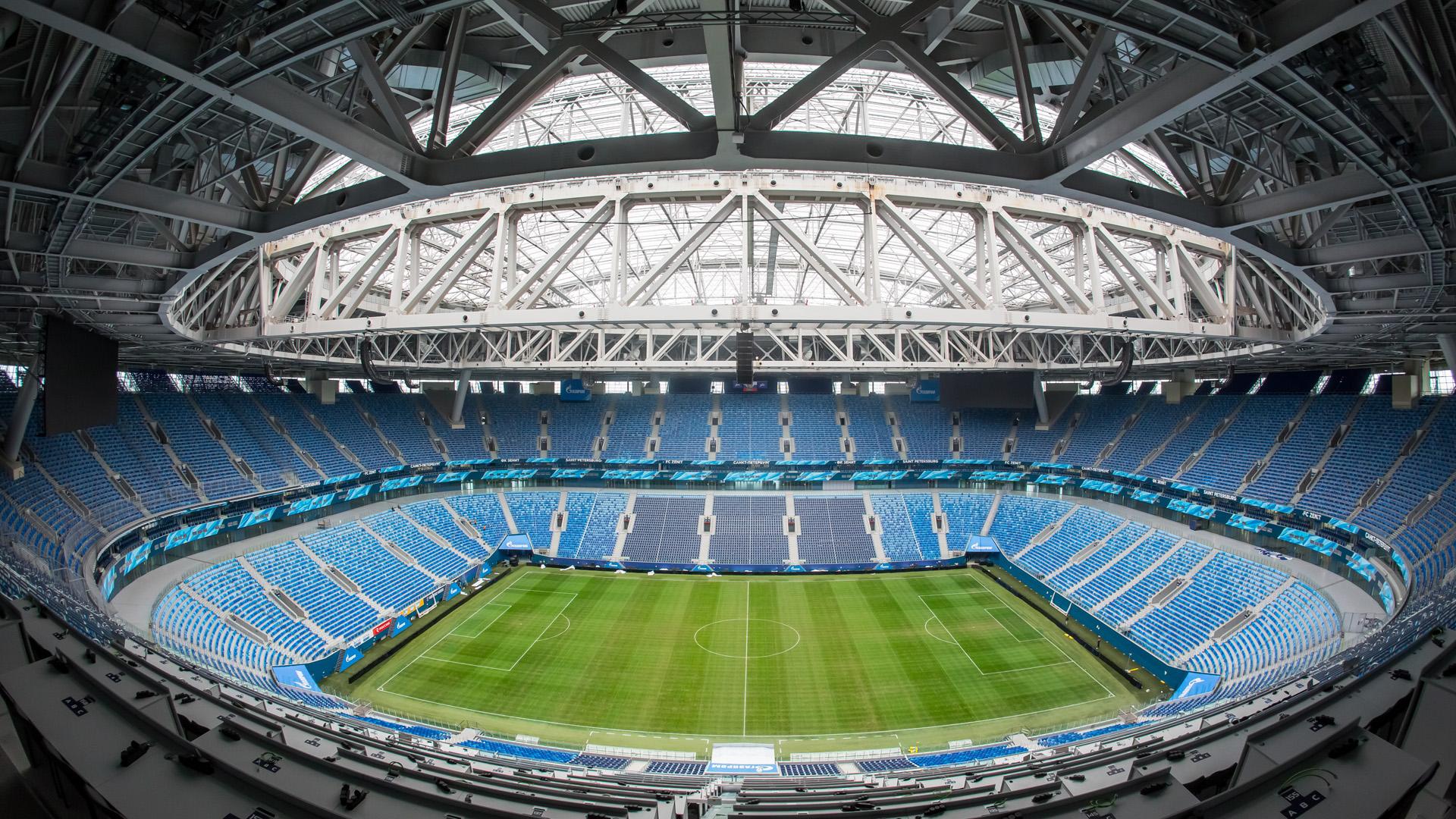 Saint Pétersbourg Stadium Stade