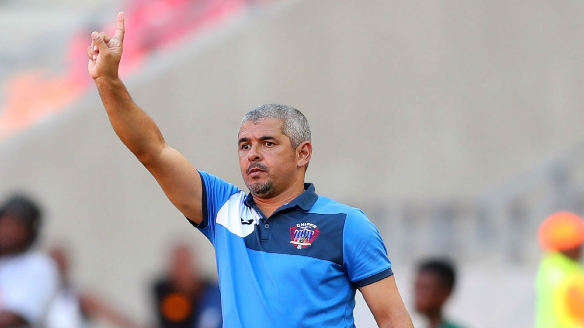 Clinton Larsen, Chippa United