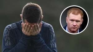 Ander Herrera Paul Scholes Man Utd